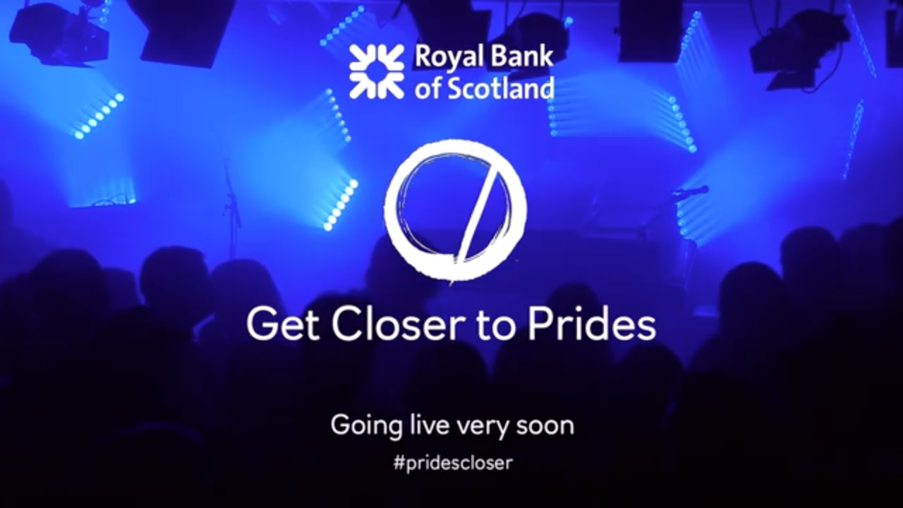 RBS Prides Closer Holding Slide Still