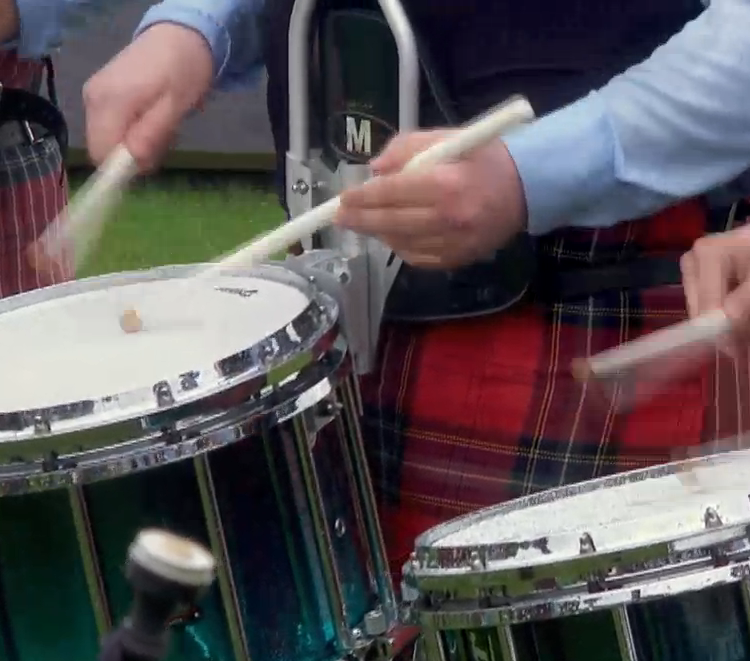 Broadcasting the World Pipe Band Championships to over 180,000 International Viewers