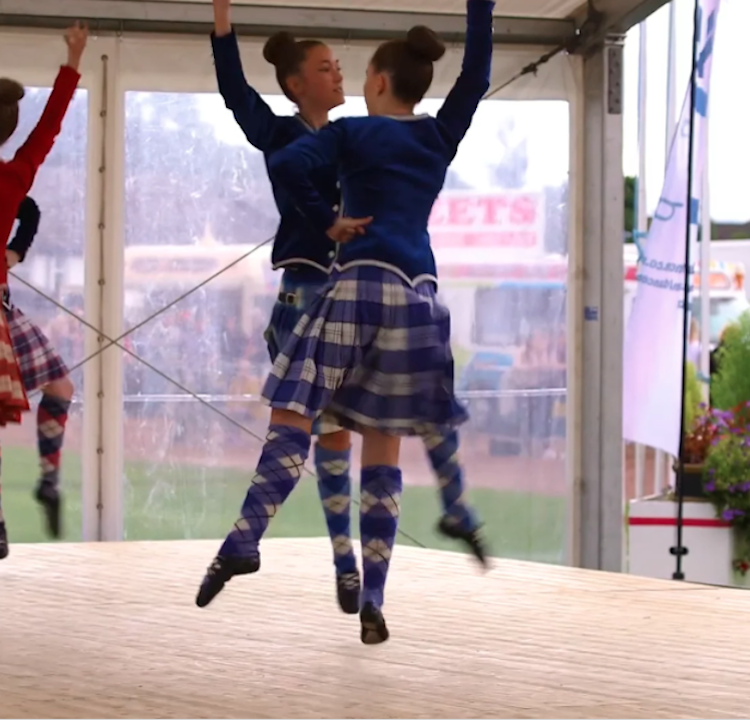 Taking Cowal Highland Gathering To A Global Audience